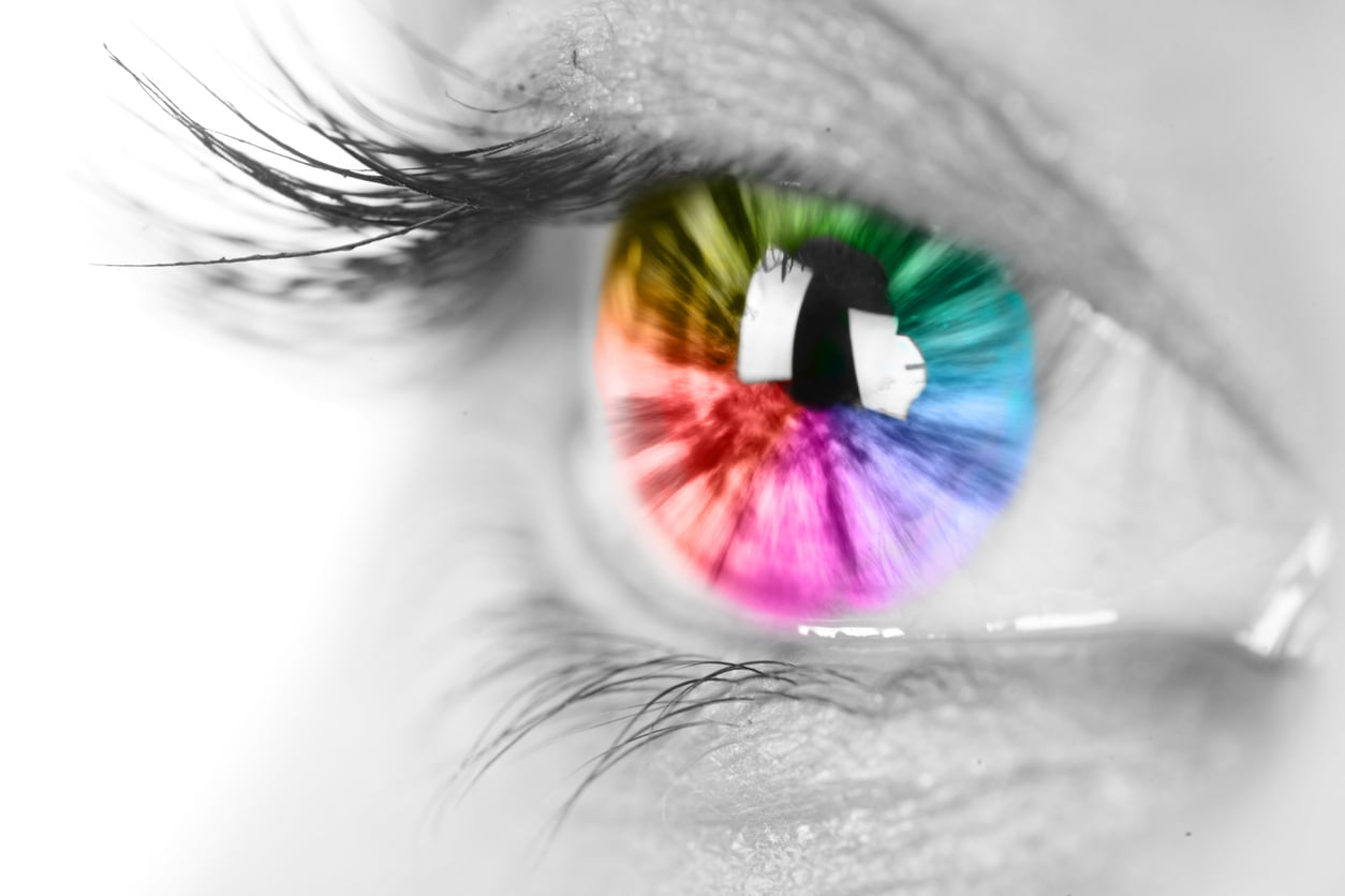 The Perks of Being Colorblind | Types of Colorblindness