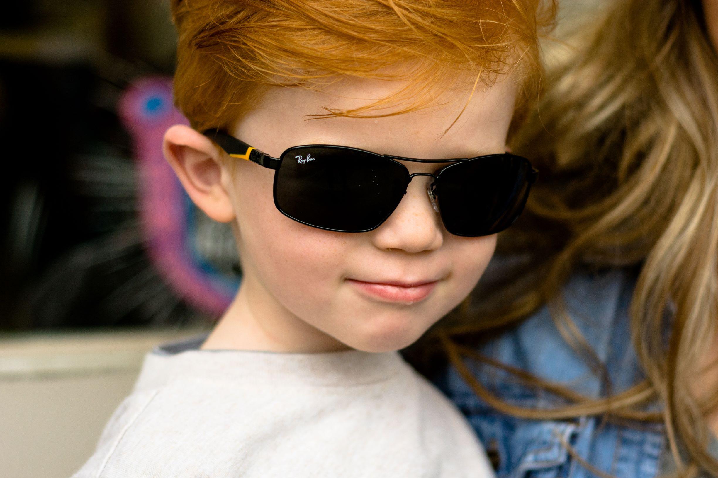 Should My Kids Wear Sunglasses?