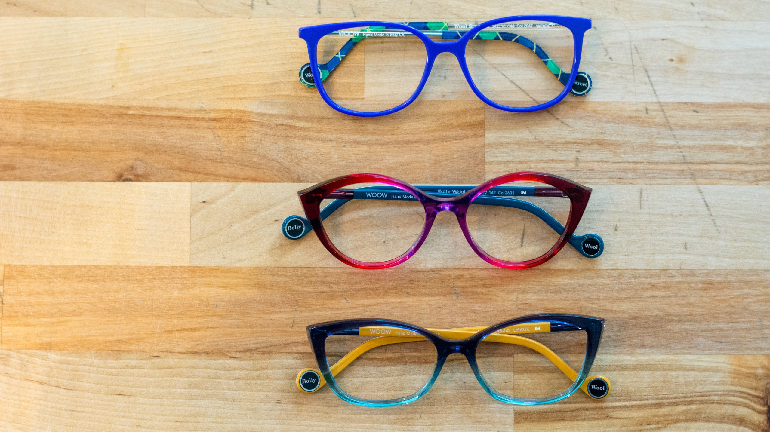 WOOW Eyewear Available Now at Dr. Tavel
