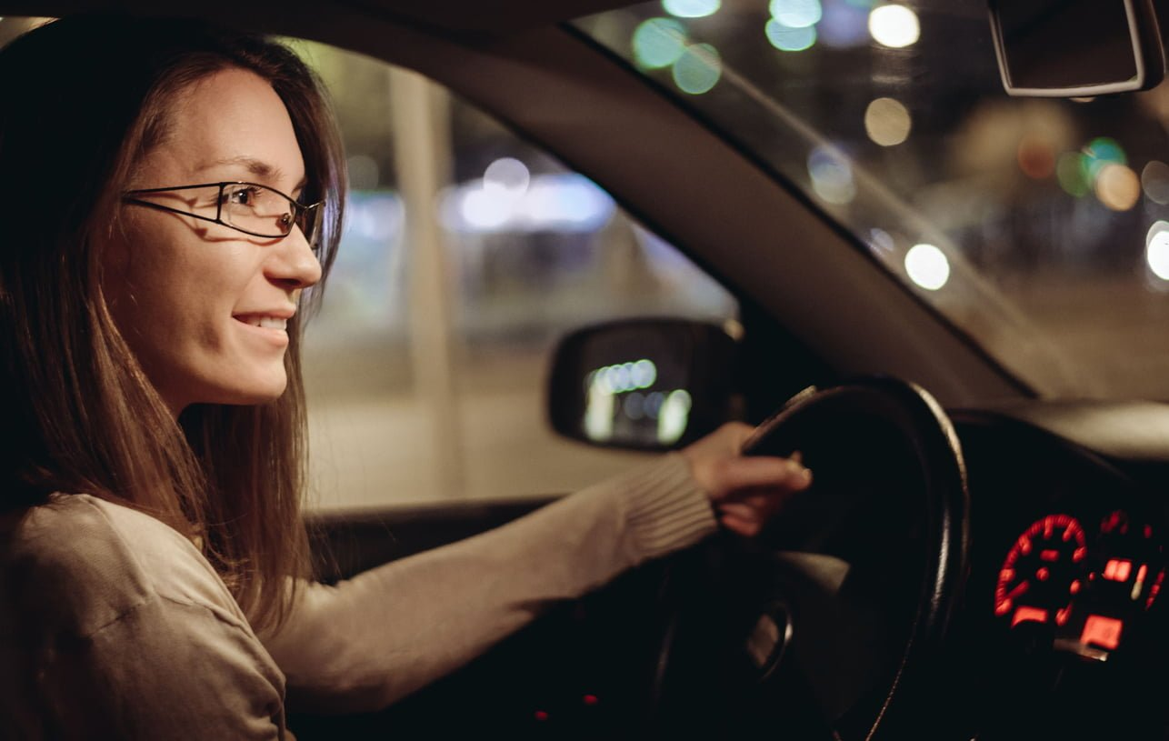 Safety Tips for Driving At Night | Night Blindness