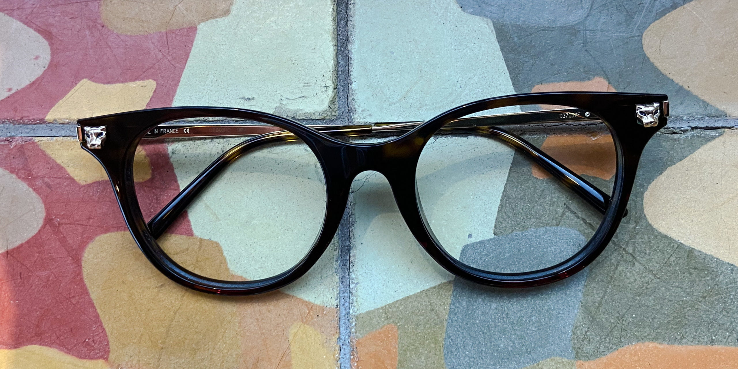 Cartier Eyewear | Available at Dr. Tavel