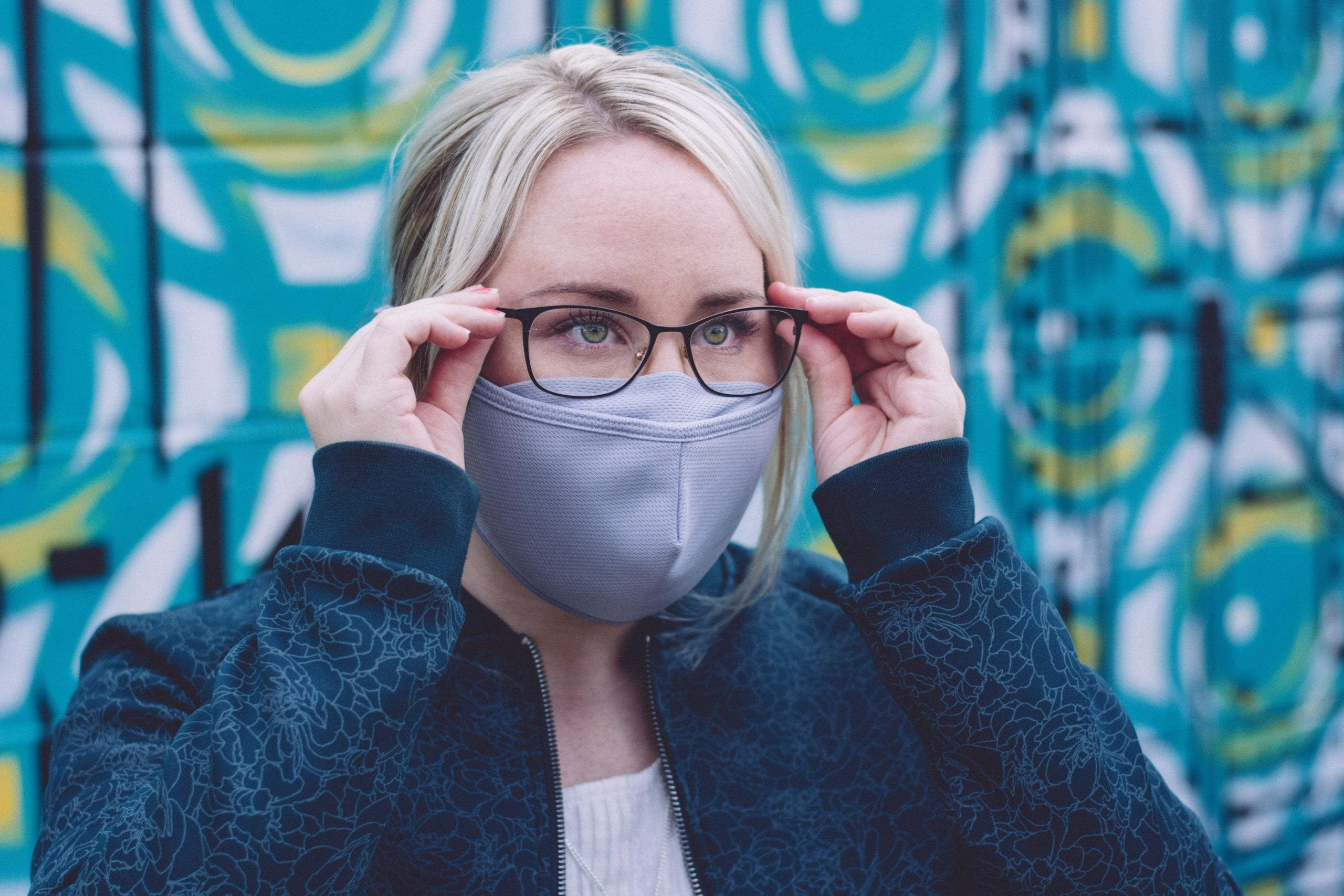 5 Ways To Prevent Foggy Glasses While Wearing A Face Mask