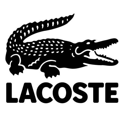 Lacoste brand page