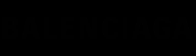 Balenciaga brand page